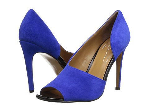 Report - Oslo (Blue) Women's Shoes