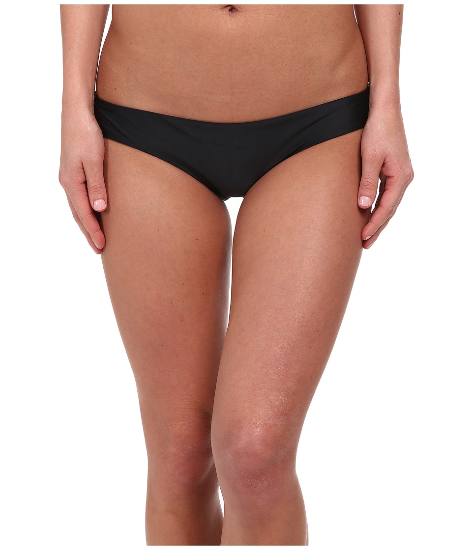 Vix - Sofia by Vix Solid Black Buzios Bottom (Black) Women's Swimwear