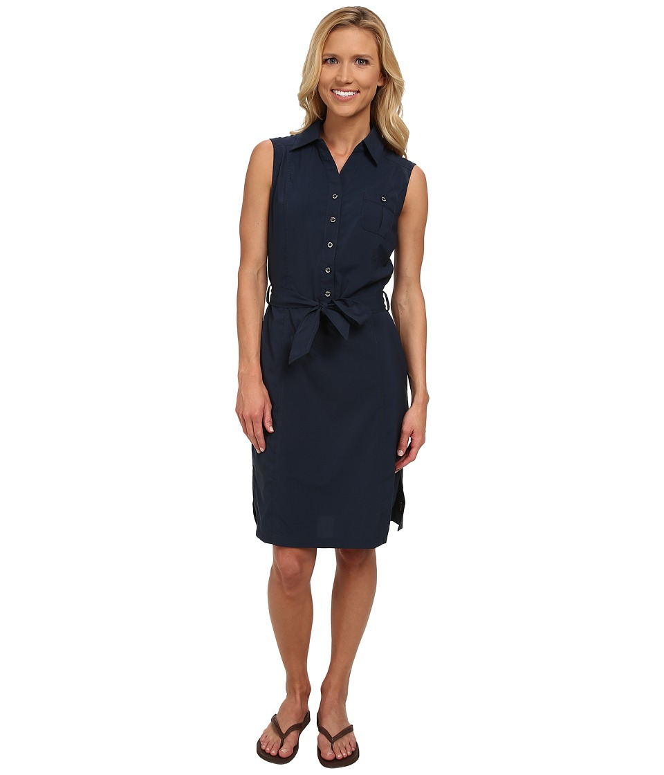 Jack Wolfskin - Sonora Dress (Night Blue) Women