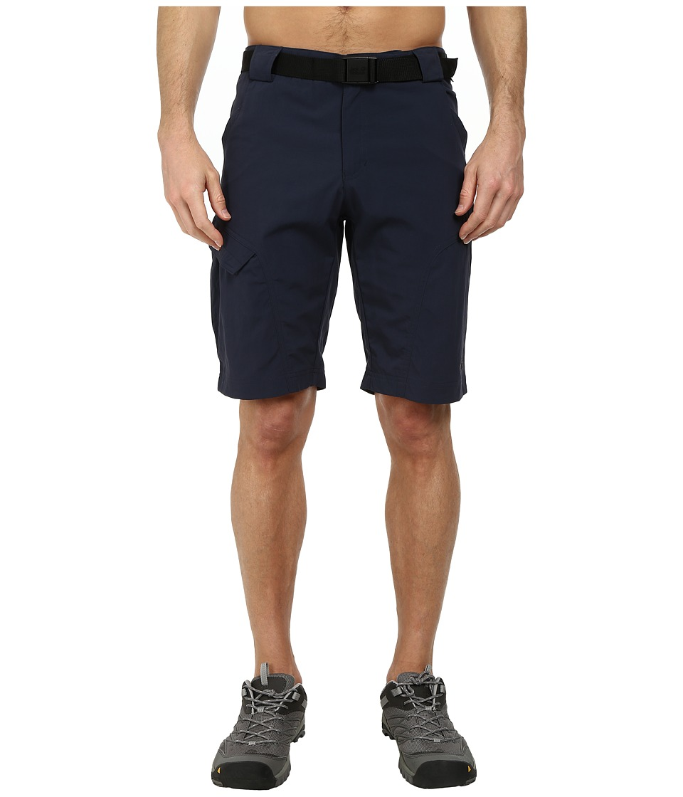 Jack Wolfskin - Hoggar Shorts (Night Blue) Men's Shorts