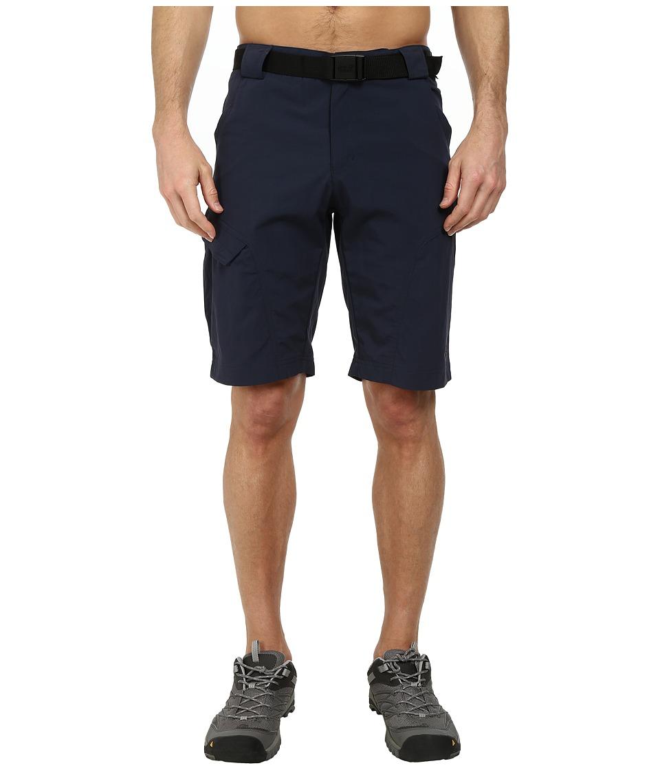Jack Wolfskin - Hoggar Shorts (Night Blue) Men's Shorts