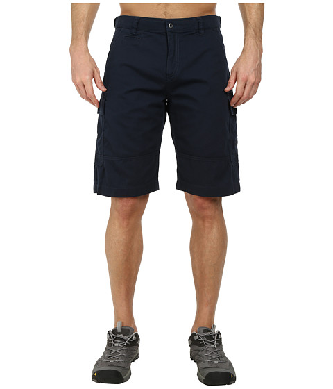 Jack Wolfskin - Cargo Shorts (Night Blue) Men