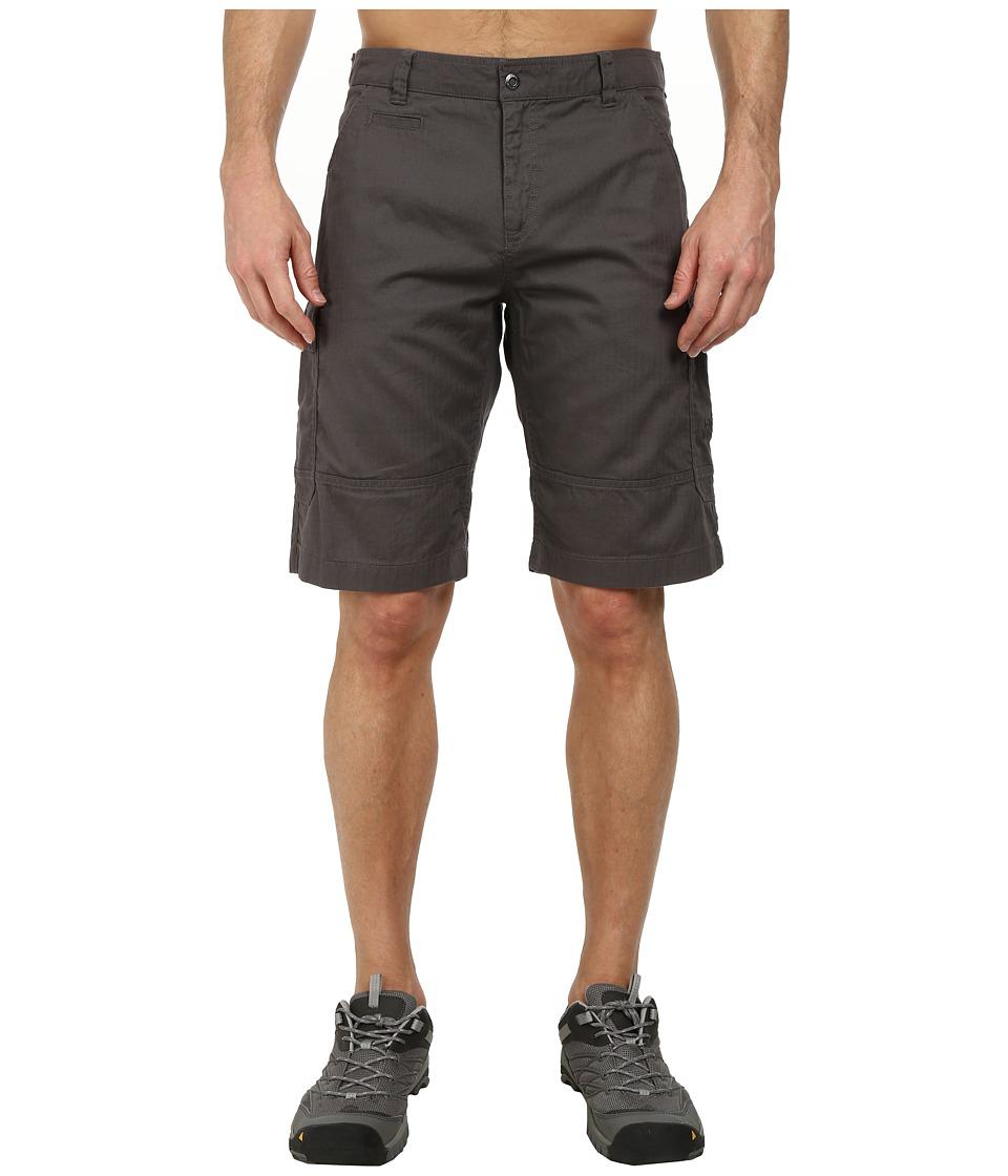 Jack Wolfskin - Cargo Shorts (Dark Steel) Men