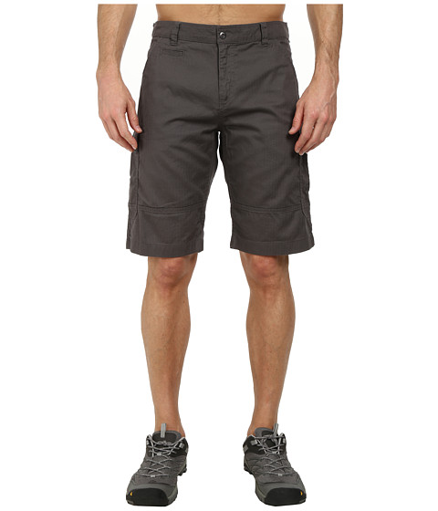 Jack Wolfskin - Cargo Shorts (Dark Steel) Men's Shorts