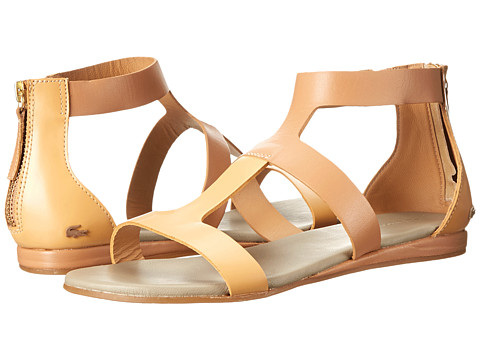 Lacoste - Atalaye (Tan) Women's Sandals