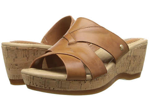 Hush Puppies - Janae Farris (Tan Leather) Women's Sandals