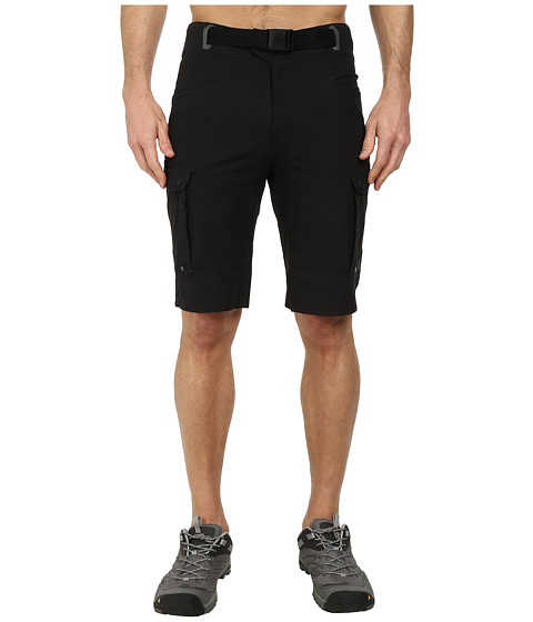 Jack Wolfskin - Impulse Flex Shorts (Black) Men
