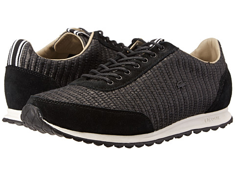 Lacoste - Helaine Runner 6 (Black) Women