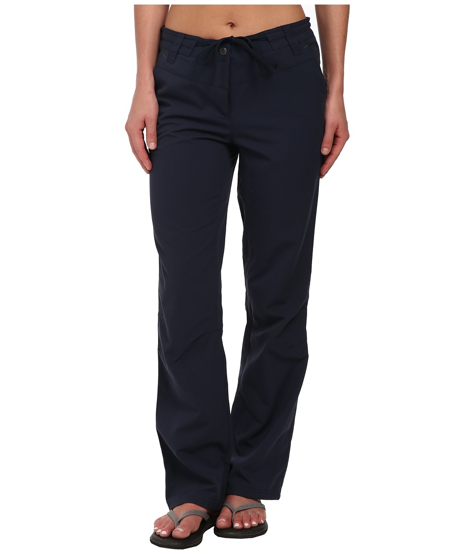 Jack Wolfskin - Pomona Pants (Night Blue) Women's Casual Pants