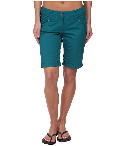 Jack Wolfskin - Victoria OC Shorts (Green Lake) Women's Shorts