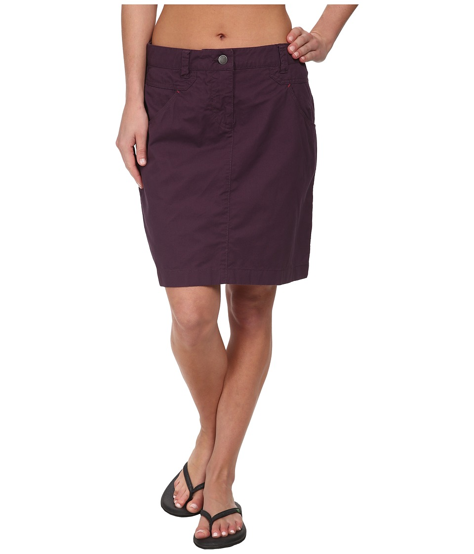 Jack Wolfskin - Victoria OC Skirt (Grapevine) Women's Skirt