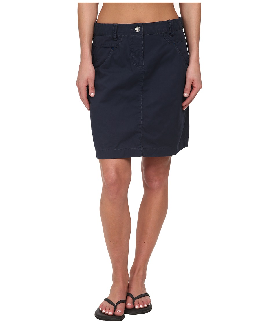 Jack Wolfskin Victoria OC Skirt (Night Blue) Women