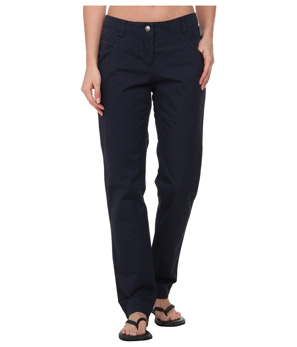 Jack Wolfskin - Victoria OC Pants (Night Blue) Women's Casual Pants