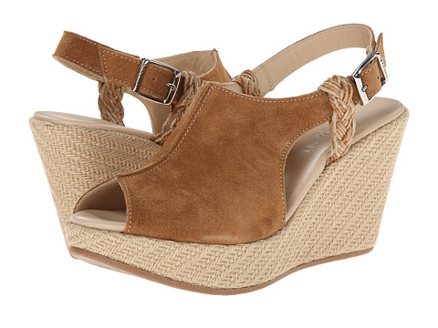 Cordani - Engel (Tobacco/Suede) Women's Wedge Shoes
