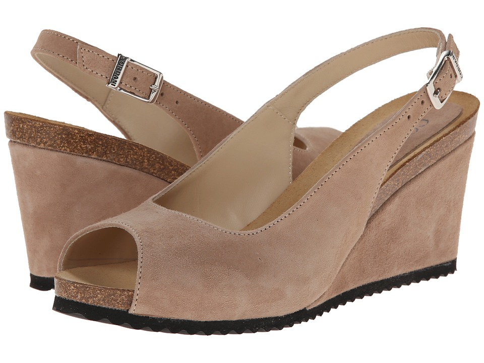Cordani - Andrews (Taupe Suede) Women's Shoes