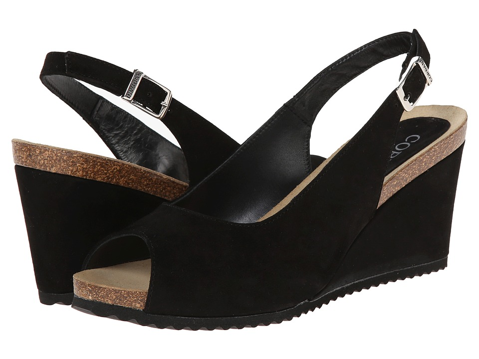 Cordani - Andrews (Black Suede) Women