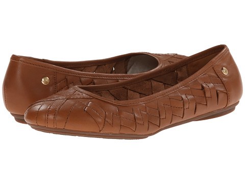 Hush Puppies - Emmaline Chaste (Tan Leather) Women's Shoes
