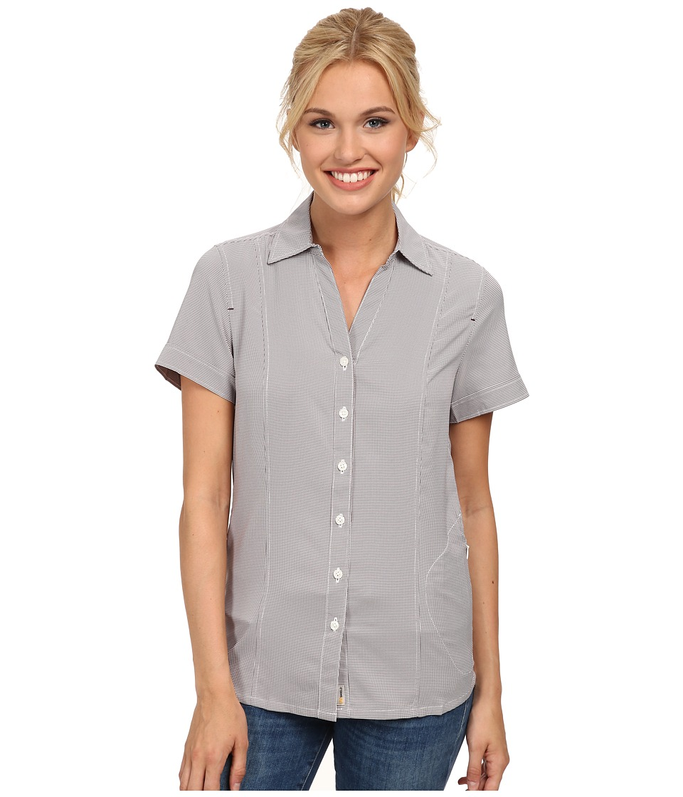 Jack Wolfskin - Kepler Shirt (Grapevine Checks) Women's Clothing