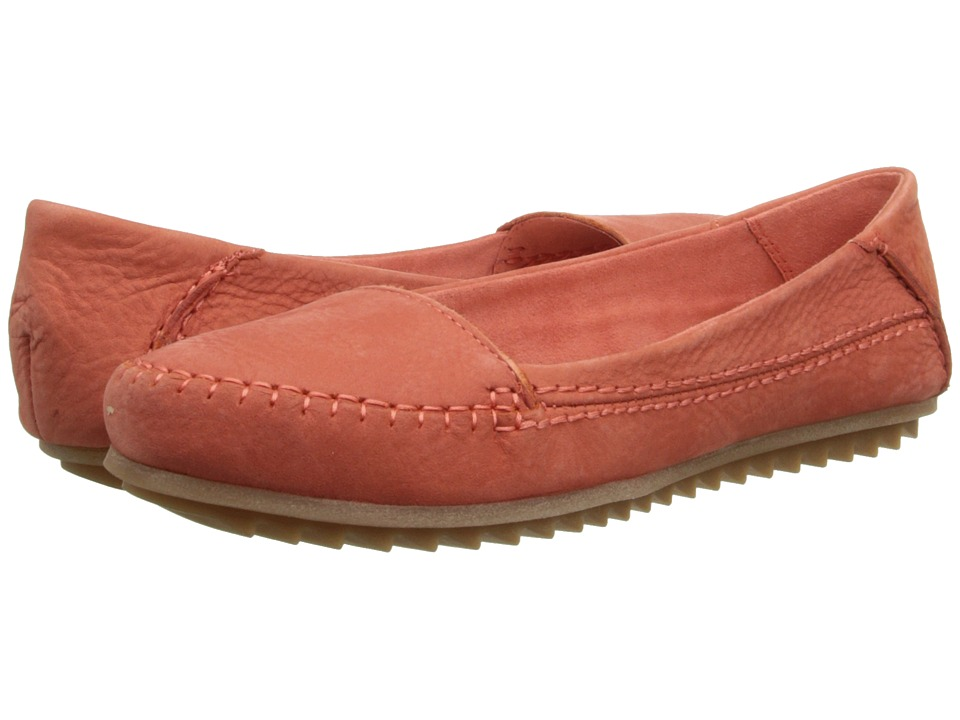 Hush Puppies - Thora Create (Coral Nubuck) Women