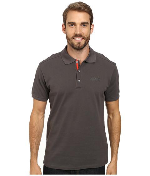 Jack Wolfskin - Polo Shirt (Dark Steel) Men