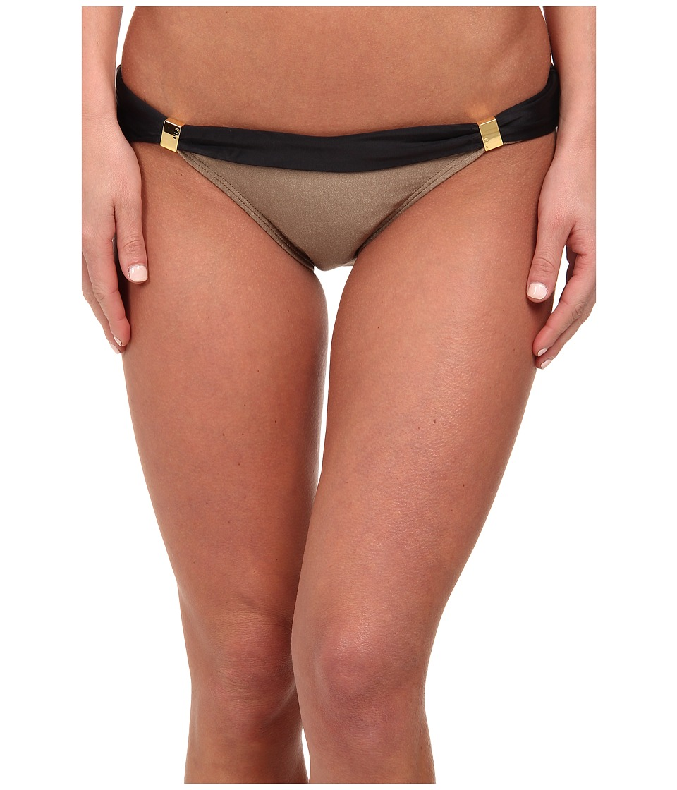Vix - Betsey Bia Tube Brazilian Bottom (Shitake) Women's Swimwear