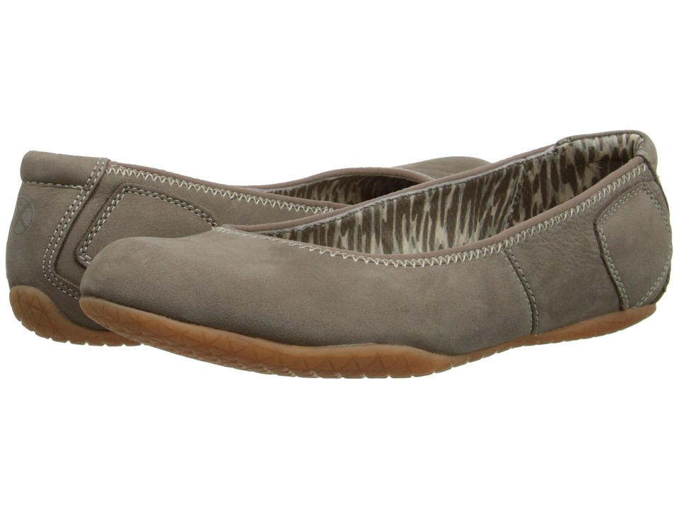 Hush Puppies - Zion Toli (Taupe Nubuck) Women