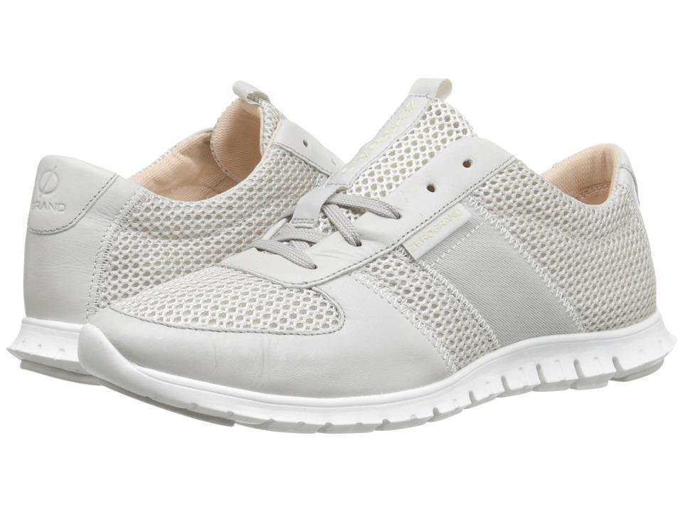 Cole Haan Zerogrand Sneaker (Vapor Grey Mesh/Vapor Grey) Women
