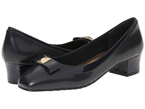Soft Style - Santel (Navy Elegance/Patent) Women's Shoes