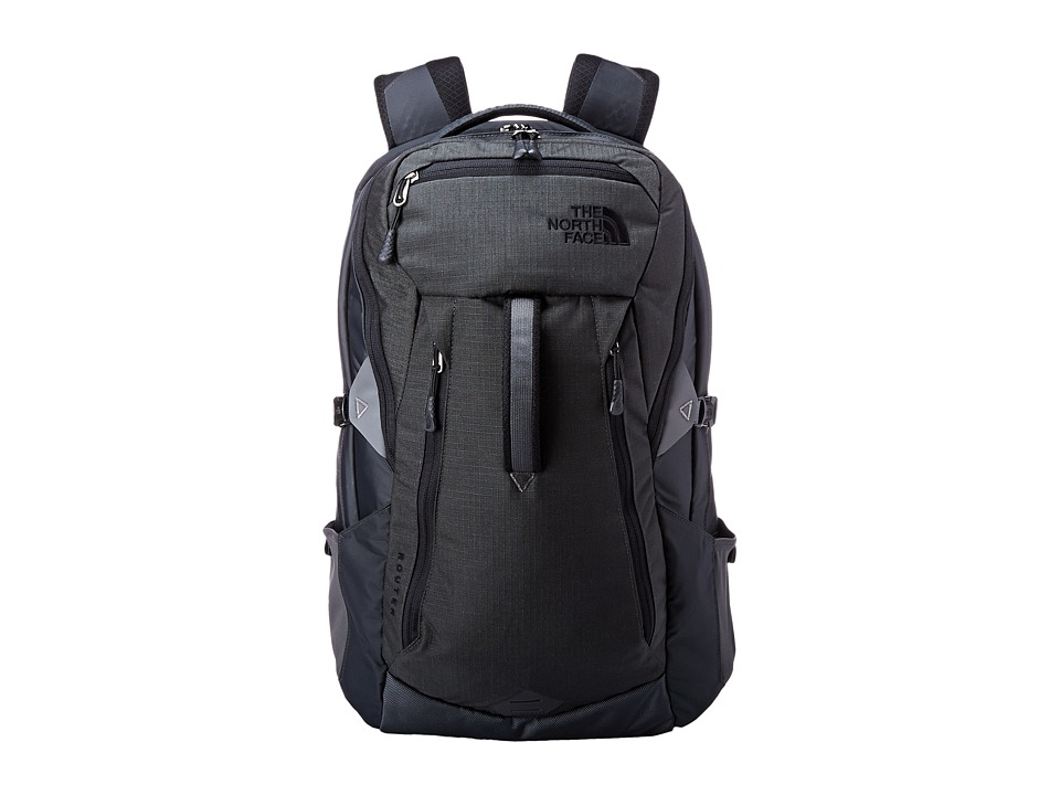 The North Face - Router (Asphalt Grey/TNF Black) Backpack Bags