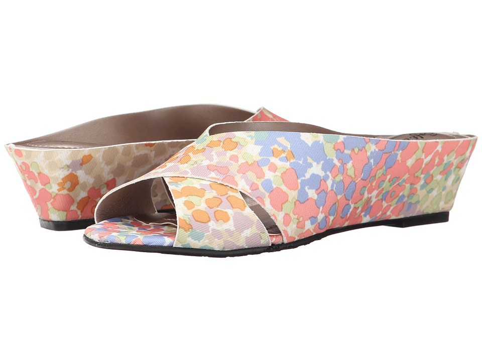 Soft Style - Elida (Pastel Floral Grosgrain) Women's Shoes