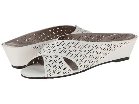 Soft Style - Elida (White Matte) Women's Shoes
