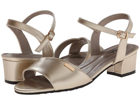 Soft Style - Erin (Platinum Kid) Women's 1-2 inch heel Shoes