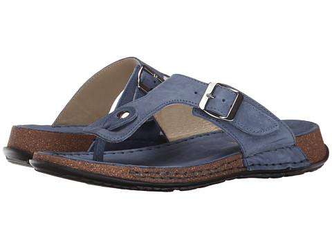 La Plume - Cactus (Denim) Women's Shoes