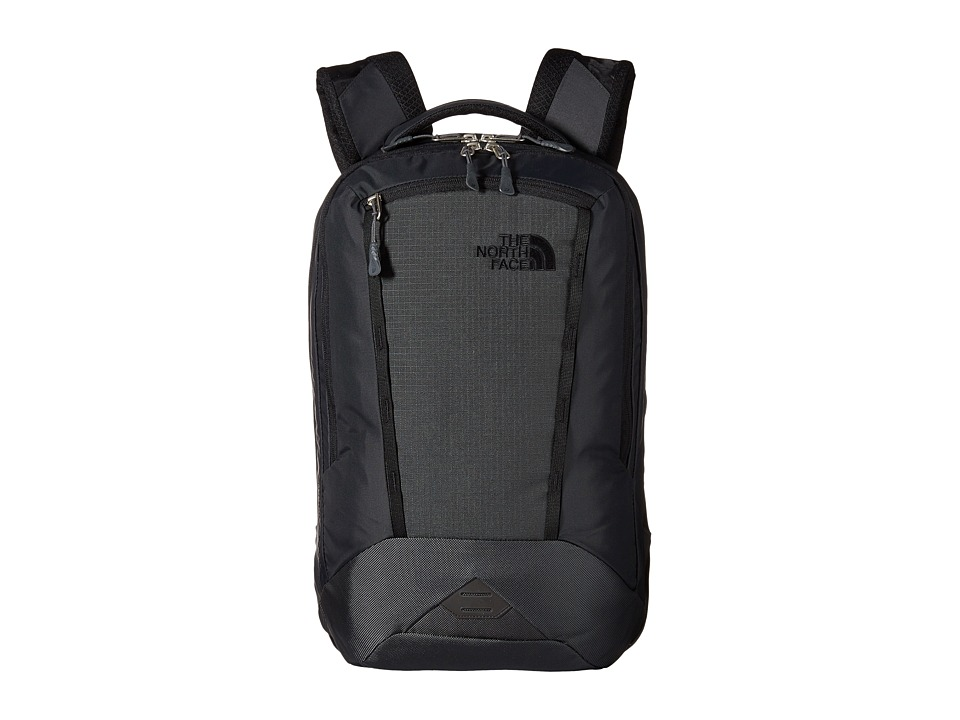 The North Face - Microbyte (Asphalt Grey/TNF Black) Backpack Bags