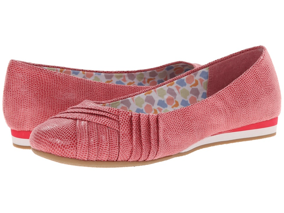Soft Style - Corrie (Rose Lizard Fabric) Women