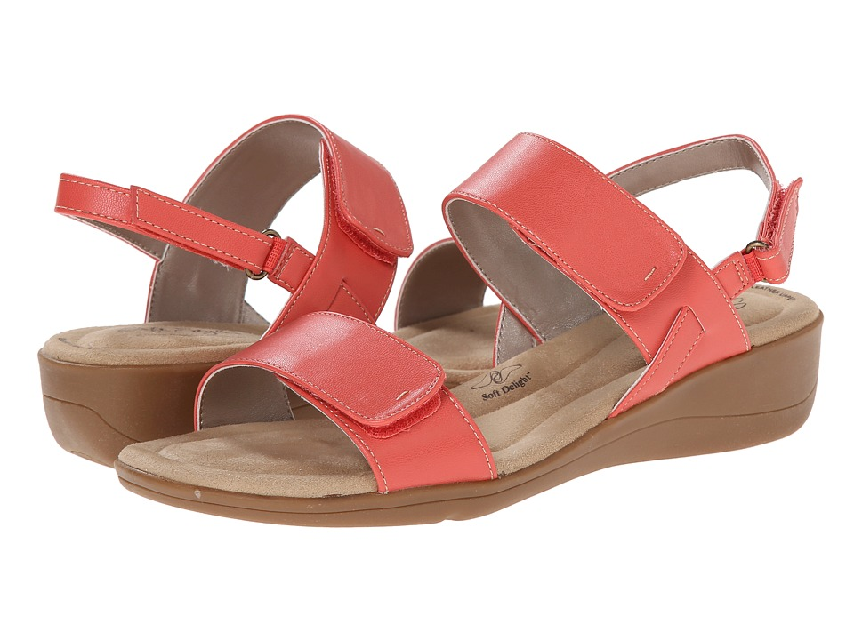 Soft Style - Wela (Papaya Leather) Women's Sandals