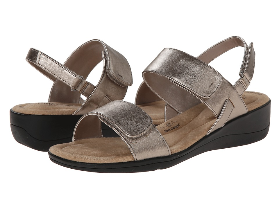 Soft Style - Wela (Light Pewter Vintage) Women's Sandals