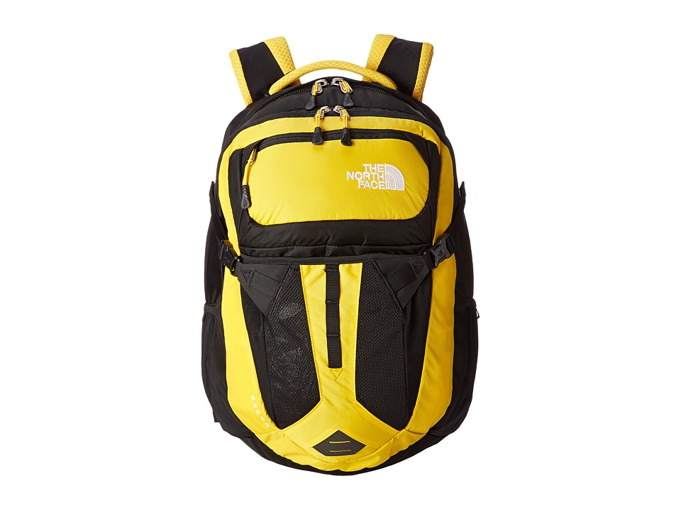 The North Face - Recon (Spectra Yellow/TNF Black) Backpack Bags