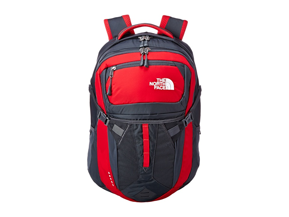 The North Face - Recon (TNF Red/Asphalt Grey) Backpack Bags