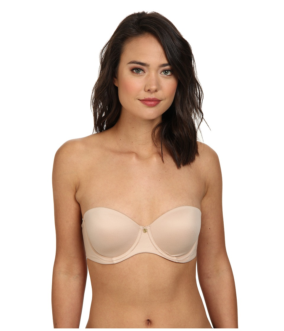 Betsey Johnson - Forever Perfect Strapless 725800 (Naked) Women's Bra