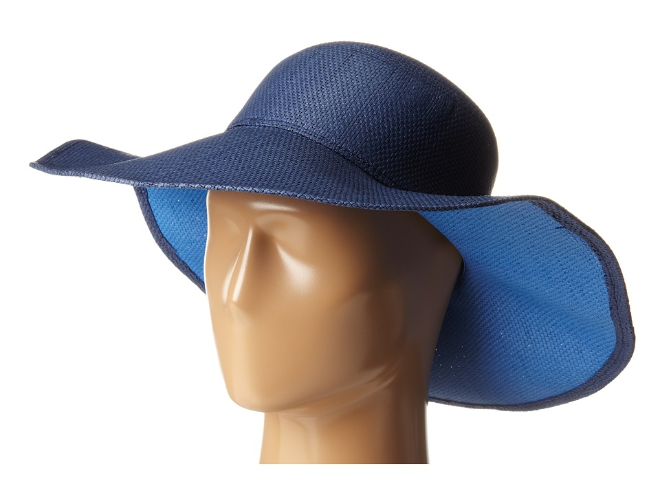 Echo Design - Lagoon Floppy Hat (Navy) Bucket Caps