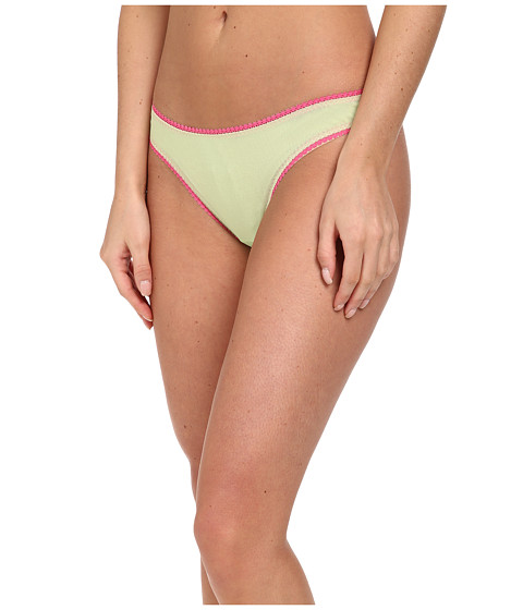 OnGossamer - Gossamer Mesh Hip G Thong 3522 (Apple/Grenadine) Women's Underwear