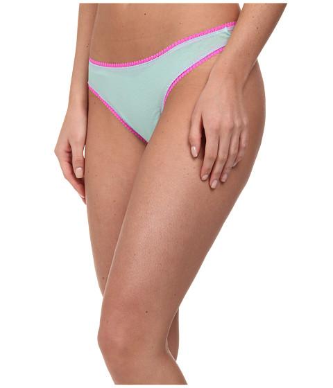 OnGossamer - Gossamer Mesh Hip G Thong 3522 (Breeze/Pink Glow) Women