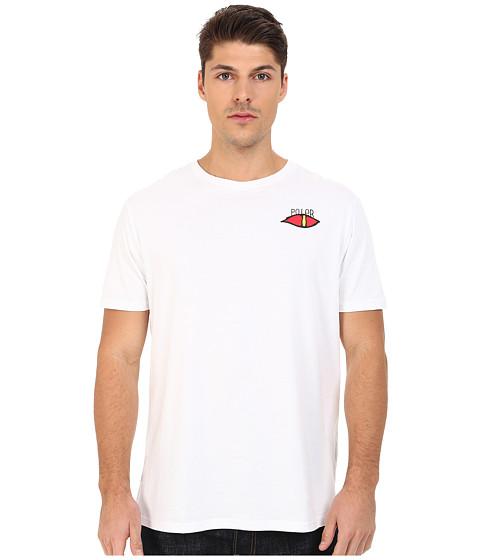 Poler - Manwolf Tee (White) Men's T Shirt