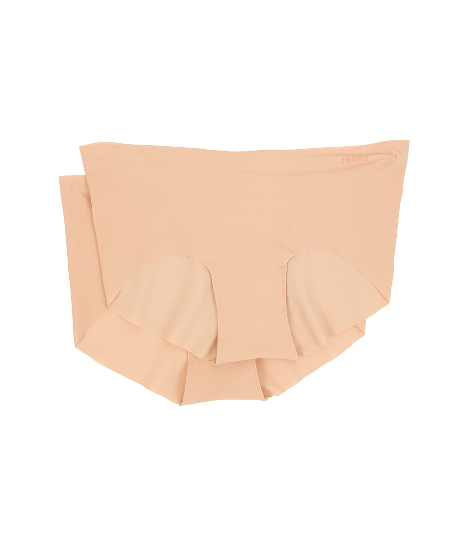 Zobha - 2-Pack Boyshort (Nude) Women's Underwear