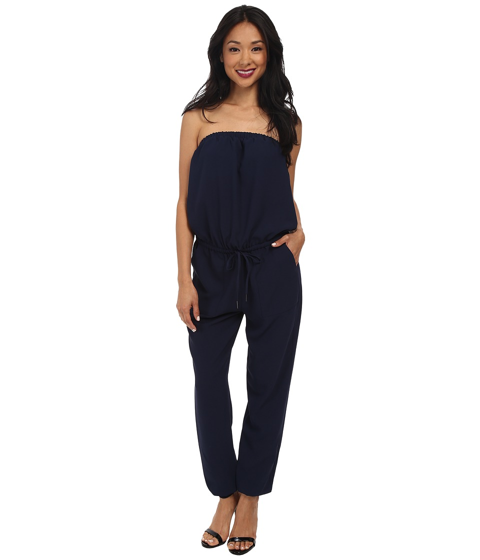 Joie - Fairley J099-P1139 (Dark Navy) Women's Jumpsuit & Rompers One Piece