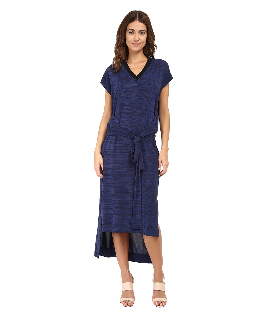 Vivienne Westwood Hope Maxi Dress (Cobalt/Black) Women