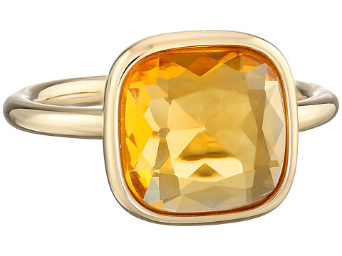 Michael Kors - Botanicals Ring (Gold/Citrine) Ring