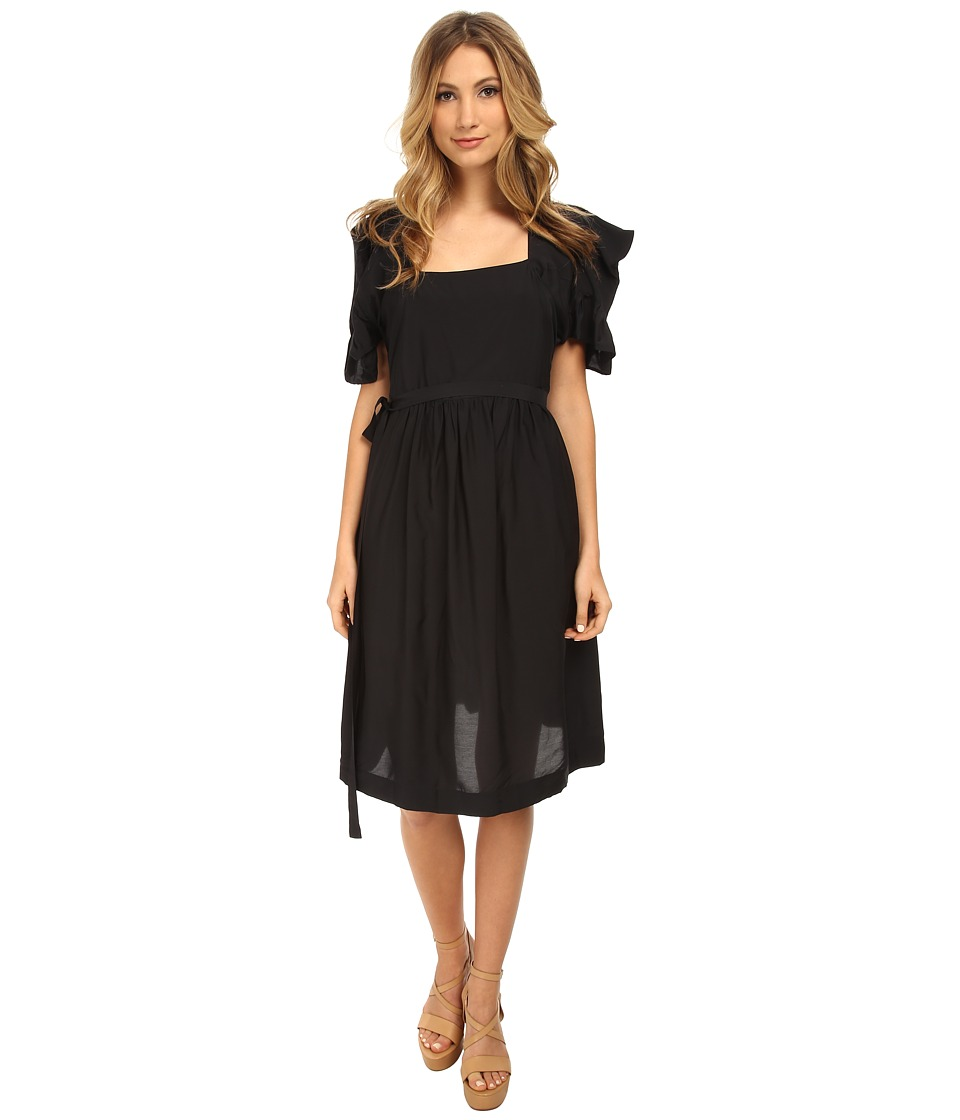 Vivienne Westwood Peasant Dress (Black) Women