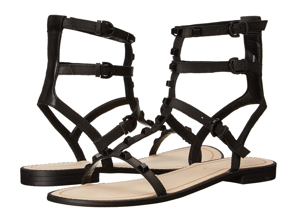 04aae98aaa47 846632587300. Rebecca Minkoff - Georgina (Black) Women s Sandals